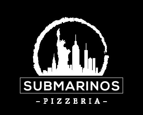 submarinos white logo